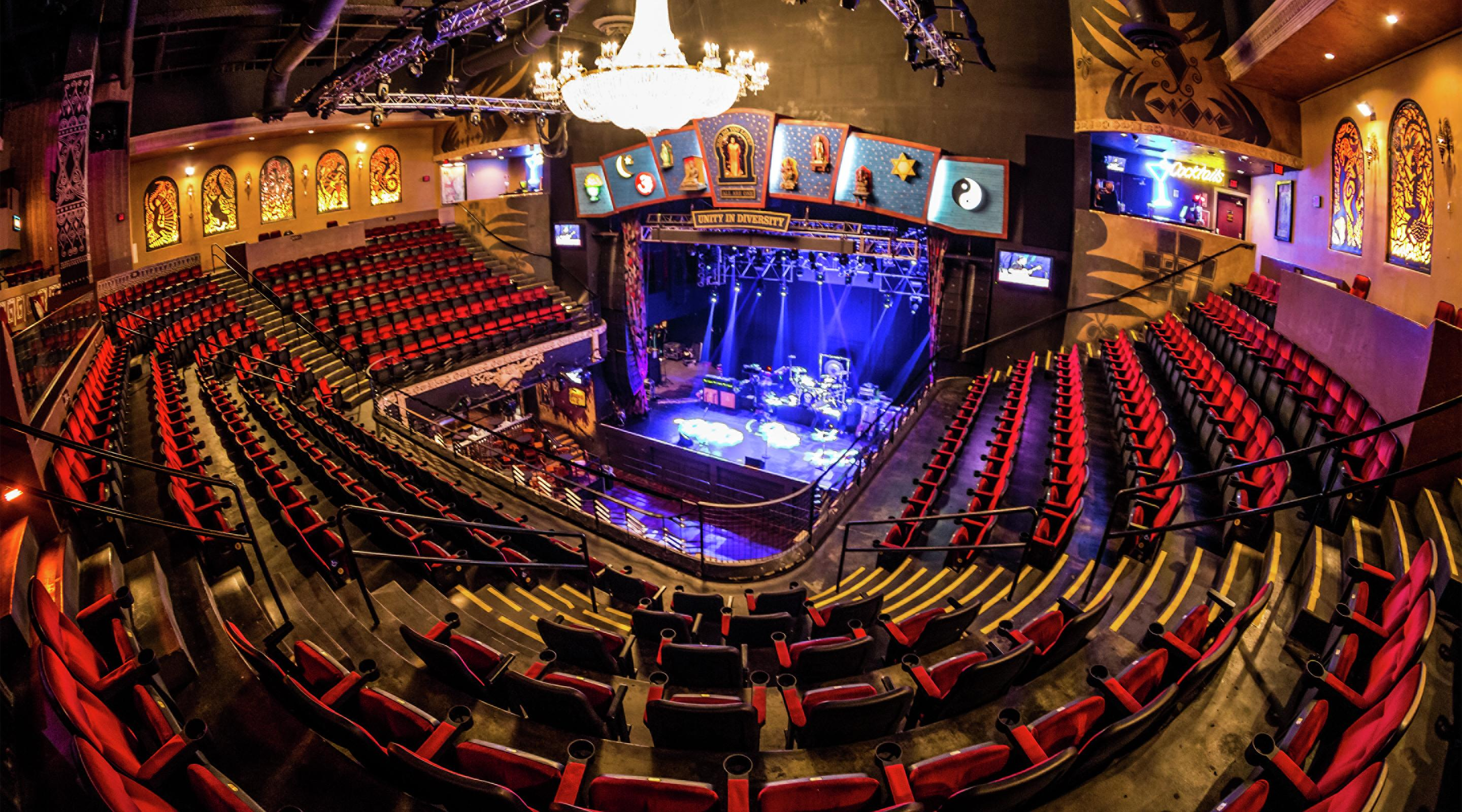 house of blues music hall - mandalay bay