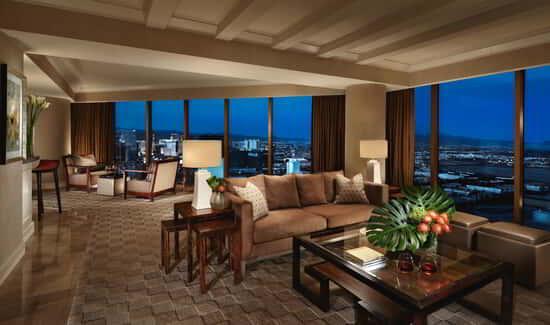 Mandaly Bay Resort Hotel Rooms