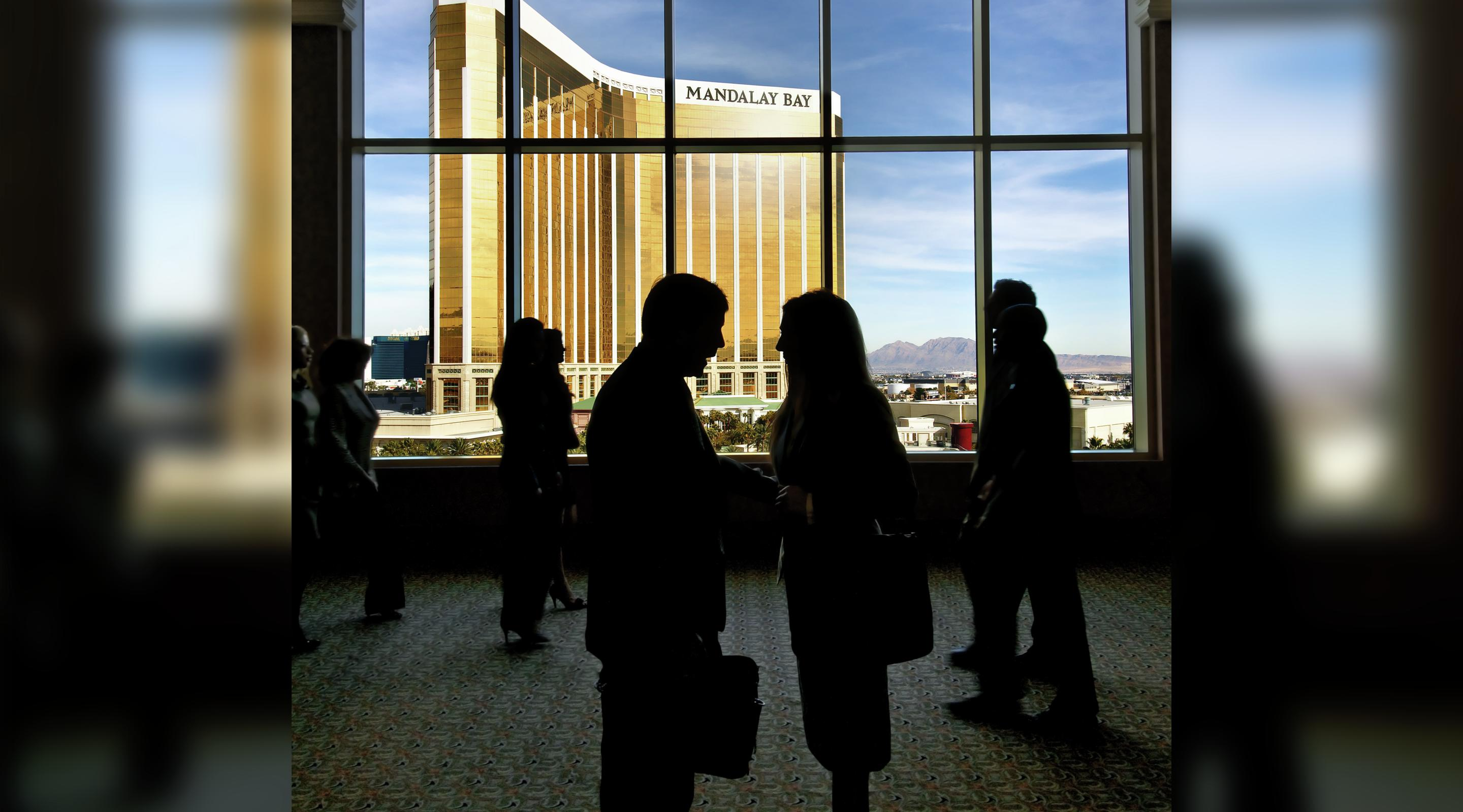 Mandalay Bay Two Bedroom Suite Event Setup Support Services Mandalay Bay